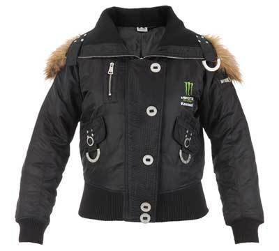 Women's Monster Energy® Kawasaki Socialize Jacket