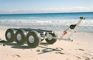 Bigfoot 6-Wheel ? Biggest Beach Dolly on the Market