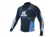 BLUE & BLACK APEX RACE JACKET