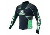 GREEN & BLACK APEX RACE JACKET