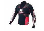 RED & BLACK APEX RACE JACKET