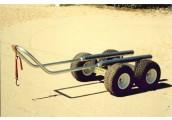 Ski Buggy 4-wheel model